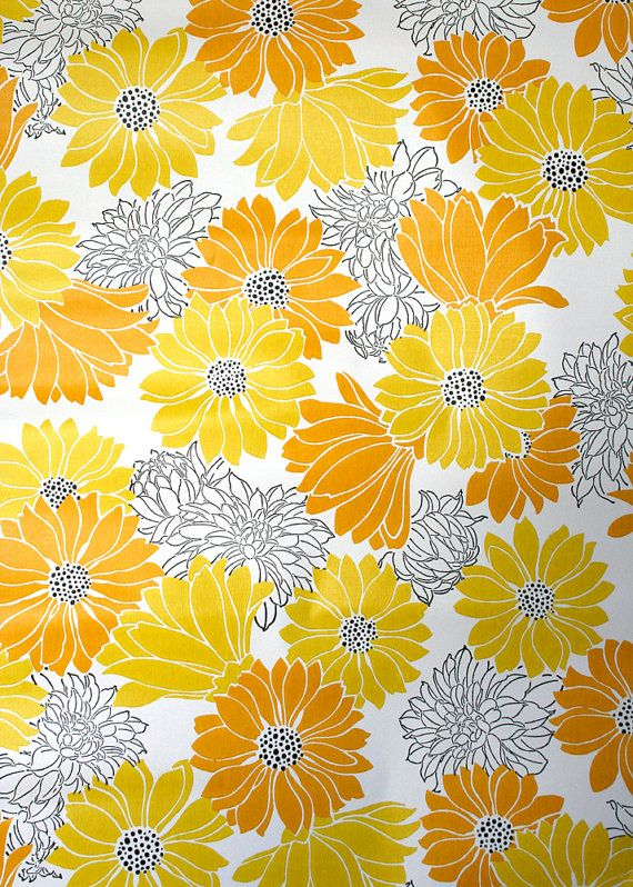 Gallery For > Vintage Daisies Wallpaper Vintage Daisy Wallpaper
