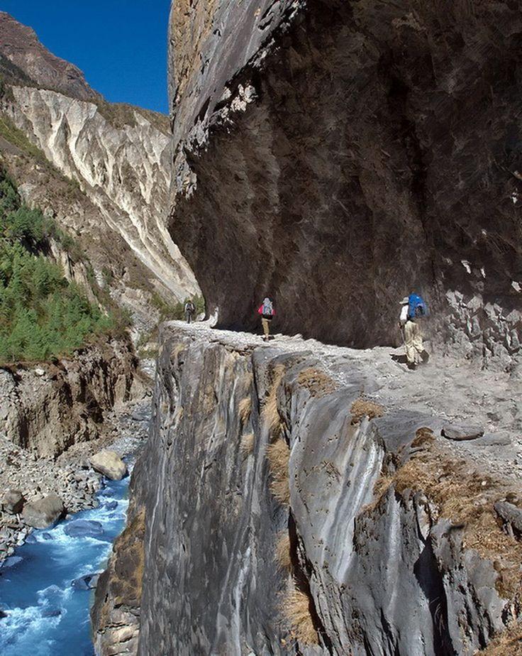 The Samaria Gorge - Crete, Greece  CRETE  Pinterest
