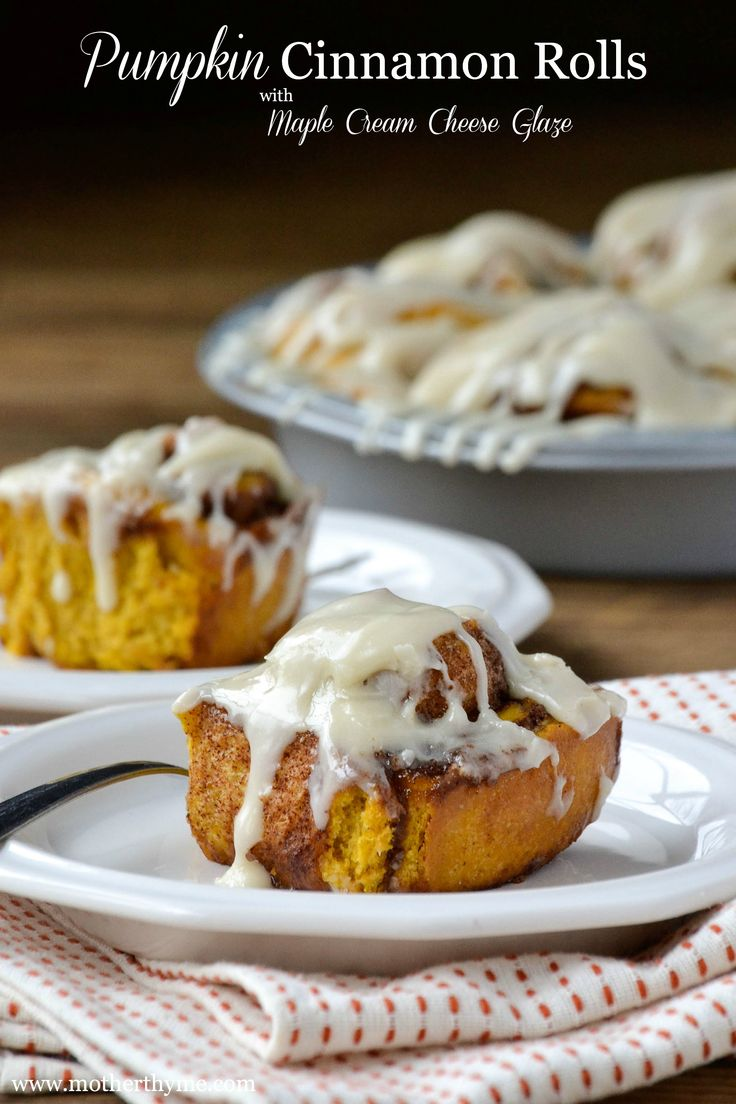 made pumpkin cinnamon rolls once and used bacon instead of butter in ...
