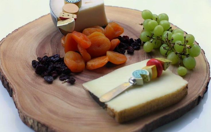 A Summer Cheese Plate Recipe — Dishmaps