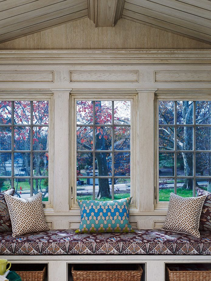 Beautiful Window Seat Inspirations For A Finished Basement Pinter