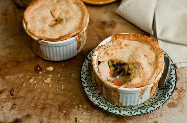 Meatless Monday: Vegan Butternut Squash and Lentil Pot Pie