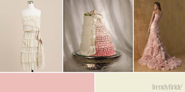 Light Pink is great color for spring! Wedding Inspiration Boards ...