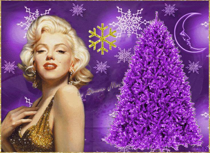 Marilyn Monroe | Merry Xmas & Greetings | Pinterest