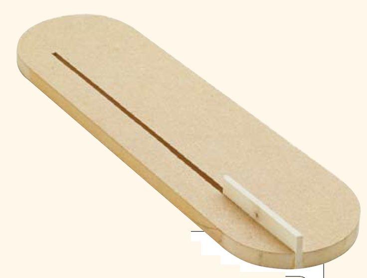 Zero Clearance Table Saw Insert Woodsmith Shop Tools Jigs Techni