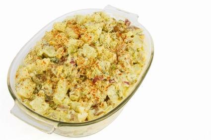 Potato Salad Clipart Potato Salad Clip Art