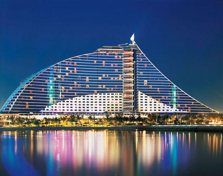 Hoteles de lujo en dubai arquitectura hoteles pinterest for Arquitectura de hoteles