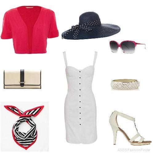 4th of july women's attire