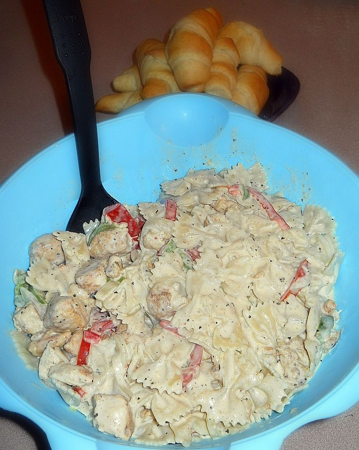 Cajun Chicken Pasta Recipe   recipes   Pinterest