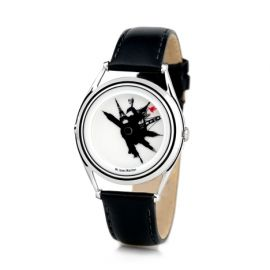 All around the world by Crispin Jones for Mr Jones Watches