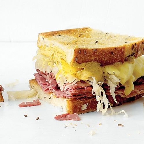 Deli Reuben Sandwich | Sandwiches | Pinterest