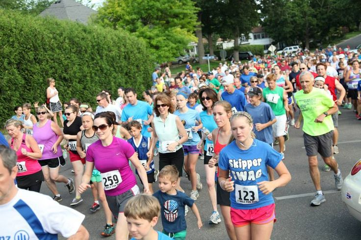 july 4th running races