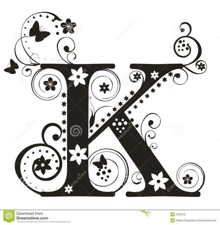 Alphabet Letter Designs Art: Printables