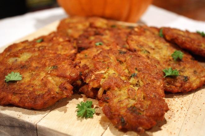 pumpkin potato pancakes! | stuffing my FACE | Pinterest