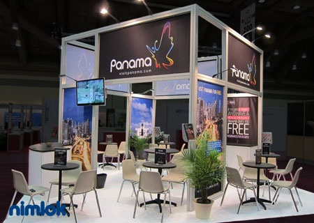 Nimlok specializes in trade show displays,  | CONCEPT FOR EXHIBIT …