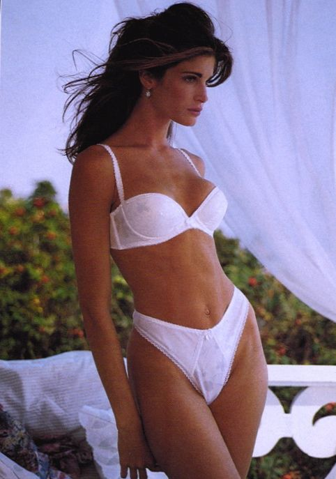 Stephanie Seymour | I love the 90's! | Pinterest