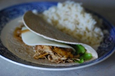 crock pot shredded chicken breasts