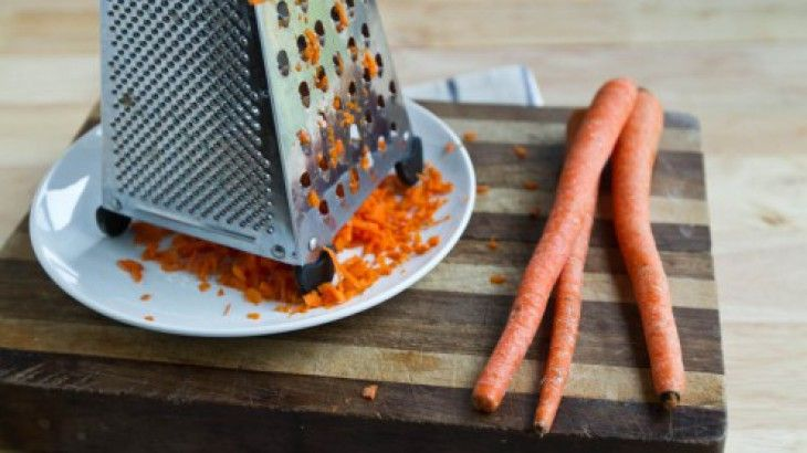 Spiced Carrot Millet Muffins | it's good for me! | Pinterest
