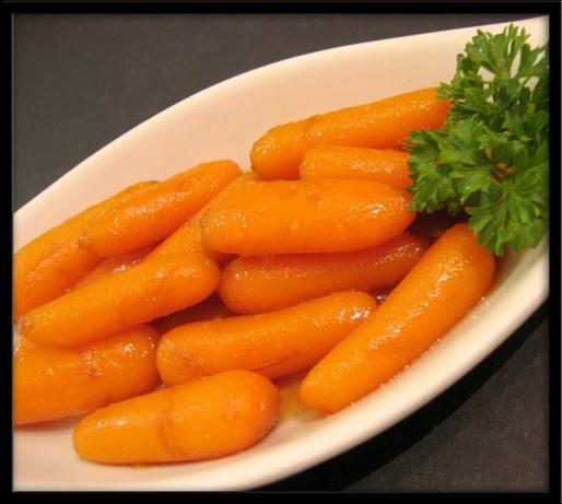 Glazed (Or Candied) Carrots | Recipe