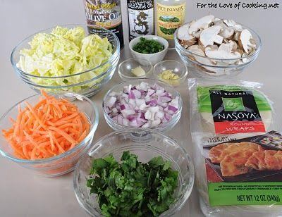Vegetable Pot Stickers | Recipes... Yum | Pinterest