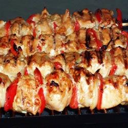 Yummy Honey Chicken Kabobs Recipe - Allrecipes.com