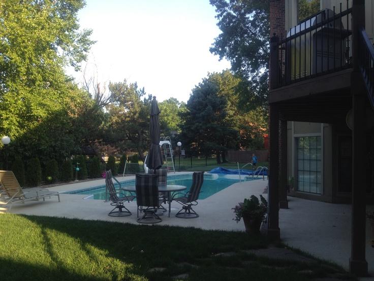 Nice Pool Backyards : Nice sport pool with backyard  Pool  Pinterest