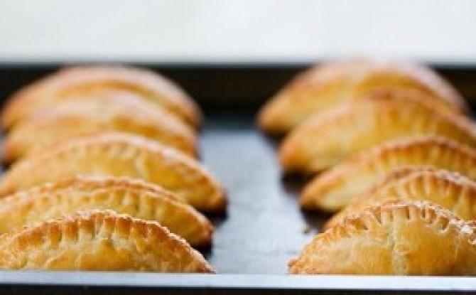 Curried Pork Empanadas | Appetizers | Pinterest