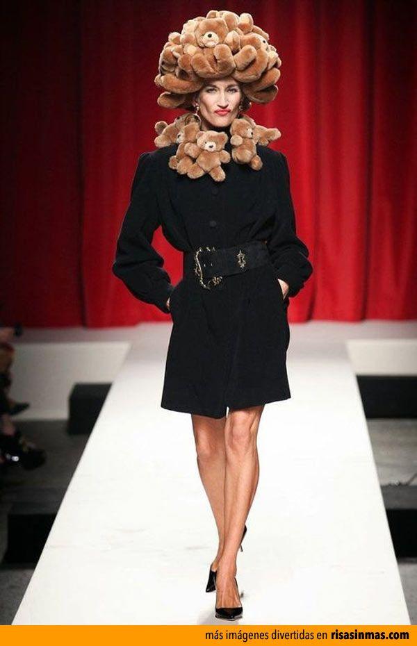 Moda ositos de peluche.   Humor e imágenes divertidas   Pinterest