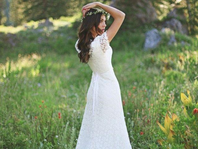 explore conservative wedding dress