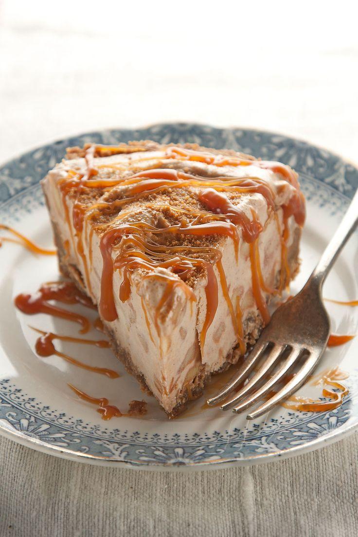Apple Pie Ice Cream Pie | SAVEUR