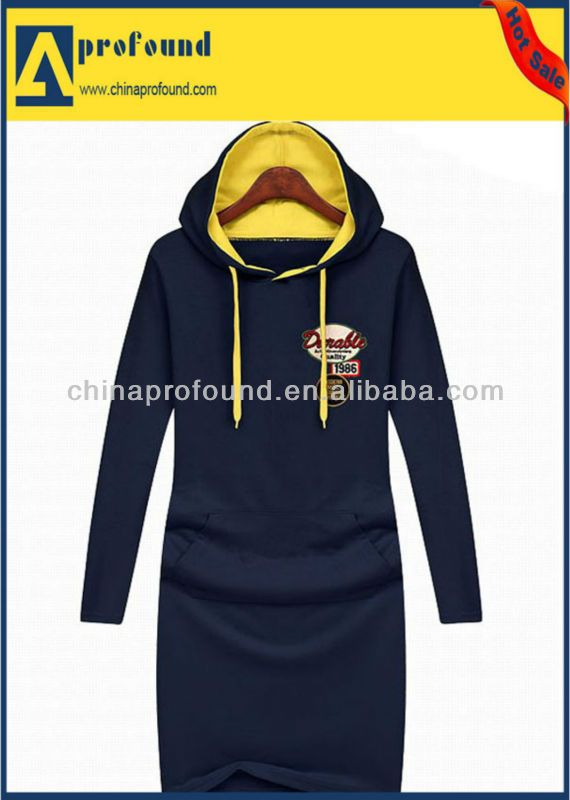 Hoodies-Dress-Casual-Long-Sleeve-Letter-Pattern-Women-Pullover-Hoodies