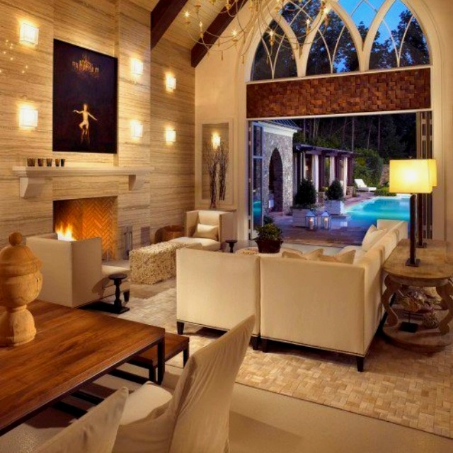 Church Converted To Home Domicile Pinterest