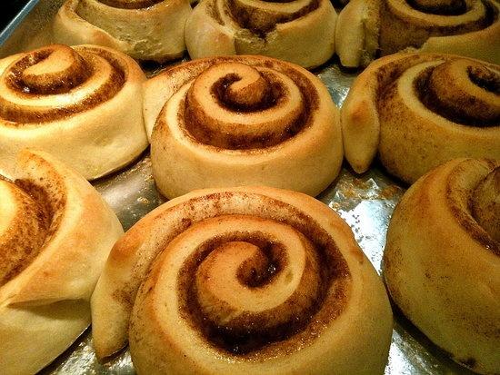 cinnamon rolls | Food and Entertaining | Pinterest