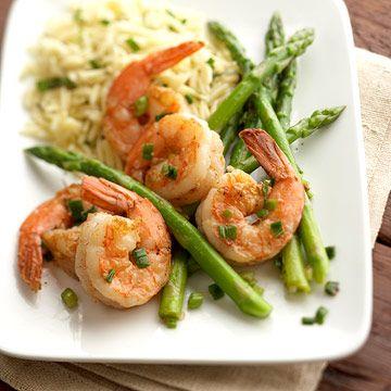 Lemon herbed orzo pasta | Db food choices | Pinterest