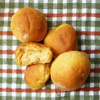 Cookistry: Maple and Sweet Potato Buns | Bread | Pinterest