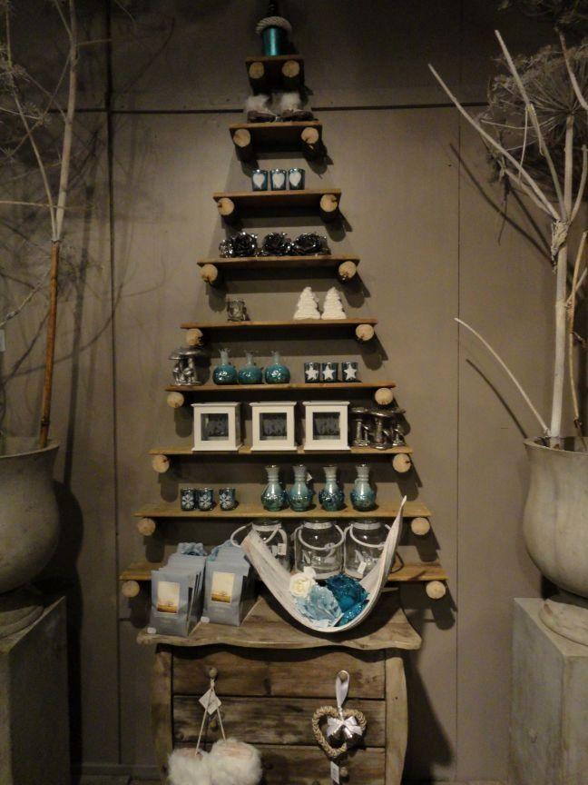 Tree Displays - Wall Shelves