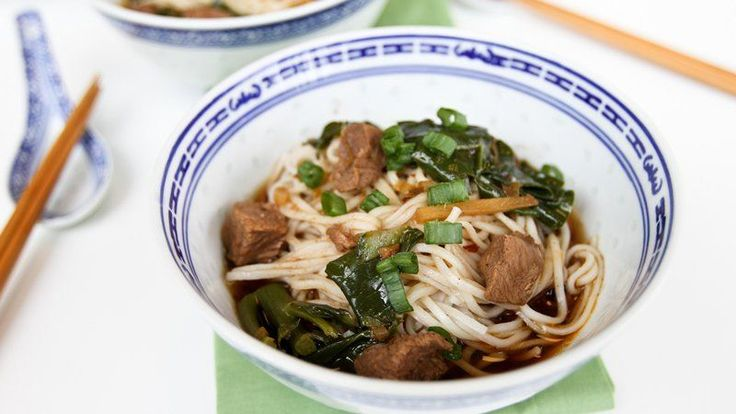 Slow Cooker Taiwanese Beef Noodle Soup: You'll love this easy-to-make ...