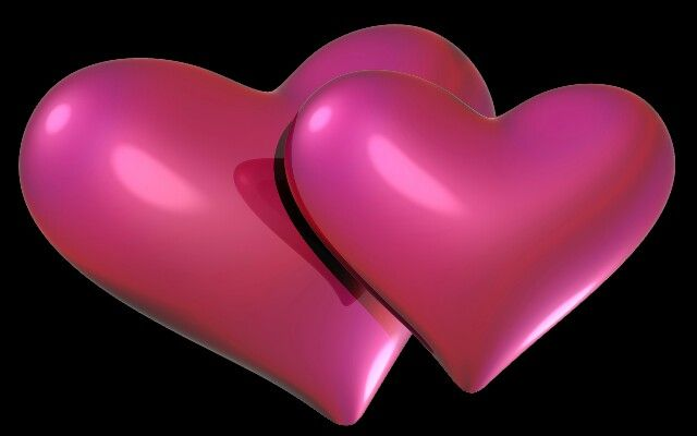 TABLET WALLPAPER PINK HEARTS  OR