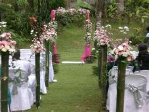 Bamboo Poles Wedding Decorations Pinterest