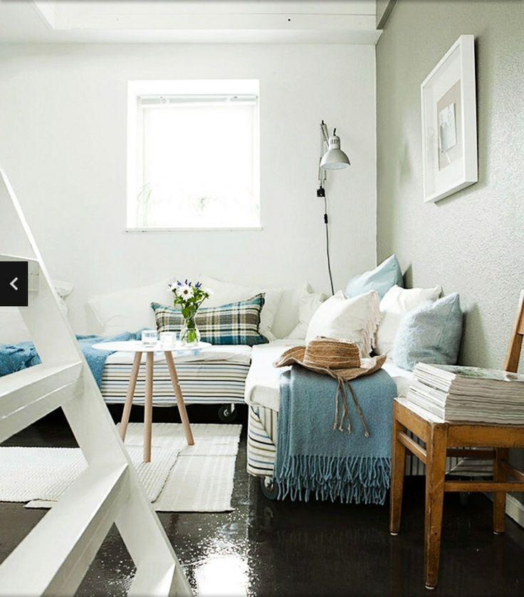 Living Room Scandinavian Interior Inspiration Pinterest