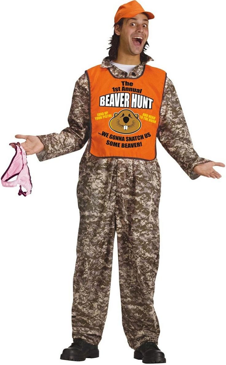 Beaver Hunter Costume