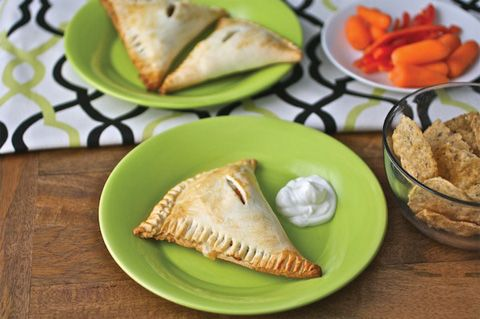 Black bean and sweet potato empanadas | foods to try | Pinterest