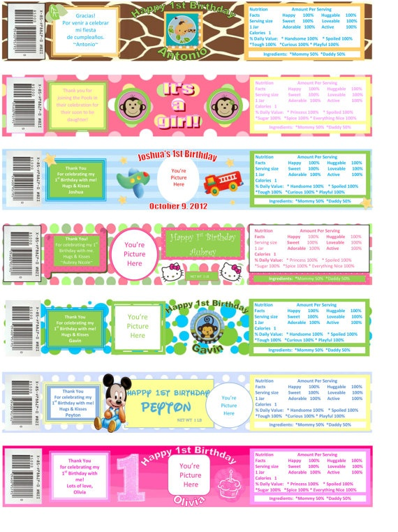 baby food jar label template oxygenmonitor