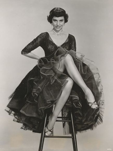 cyd charisse...after rita moreno, best dancer in hollywood!