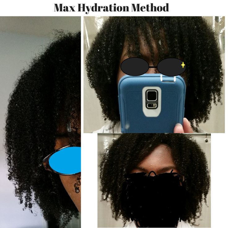 Max Hydration Method testimony pics #4chair #4bhair #washngo