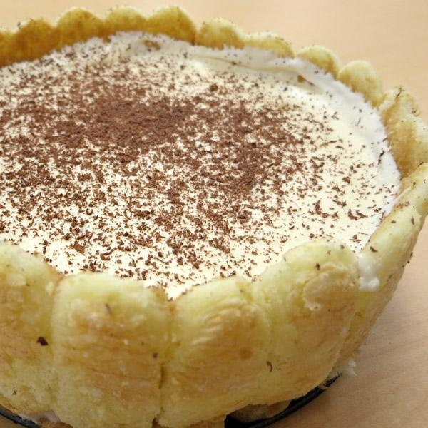 Chocolate Tiramisu Ice Cream Cake. | Cakes | Pinterest
