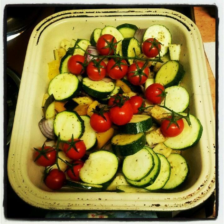 Roasted veg | My Style | Pinterest