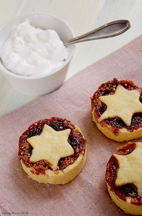 Mini Cherry Pies | Dinner ideas | Pinterest