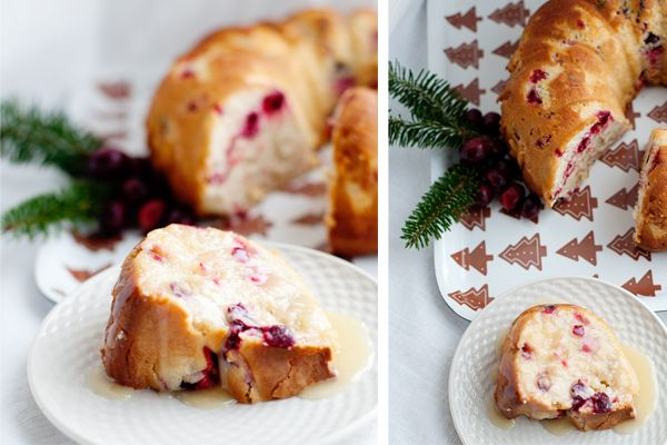 Christmas Cranberry Pudding Cake | recipes | Pinterest