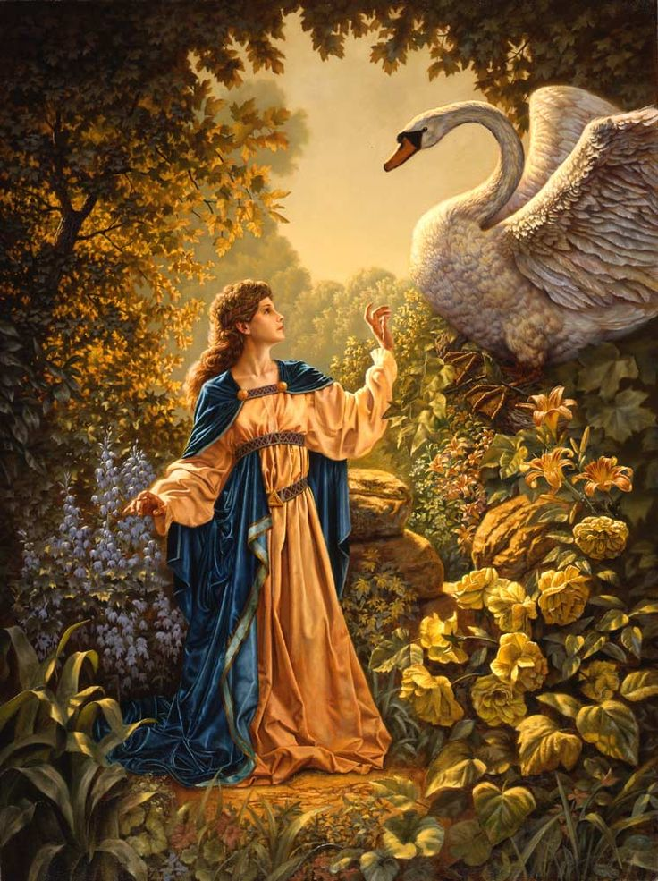 leda and the swan Over the centuries, the ancient greek myth of leda and the swan has inspired art both beautiful and bizarre we present some of the most striking interpretations of the impossible love between woman and bird-god.